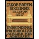 Baden Bogbinder ... (WK 01)