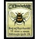 Bielefeldt Bog- og Papirhandel ... (WK 01)