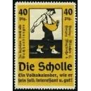 Die Scholle Ein Volkskalender ... (WK 01)