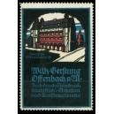 Gerstung Offenbach Buchdruck Steindruck ... (WK 02)