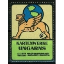Kartenwerke Ungarns ...(WK 01)