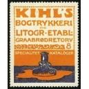 Kihl's Bogtrykkeri ... (WK 01)
