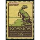 Kosmos Tiere der Vorwelt 4 Ceratosaurus Untere Kreide