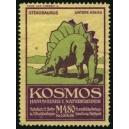 Kosmos Tiere der Vorwelt 5 Stegosaurus Untere Kreide