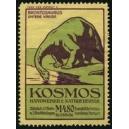 Kosmos Tiere der Vorwelt 6 Brontosaurus Untere Kreide
