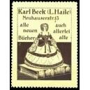Beck ... Bücher ... (München - Frau braun)