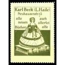 Beck ... Bücher ... (München - Frau oliv)