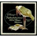Franz'sche Hofbuchdruckerei ... München (Marabu - WK 01)