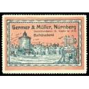 Germer & Müller, Nürnberg ... Buchdruckerei (WK 01)