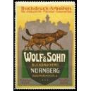 Wolf & Sohn Buchdruckerei Nürnberg ... (WK 01)