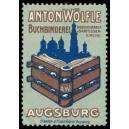 Wölfle Buchbinderei ... Augsburg (WK 01)