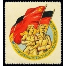 Monat der Deutsch-Sowjetischen Freundschaft 1952 (Fahnenträger)
