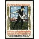 München 1912 Geldlotterie z. Ansiedlung ... (WK 01)