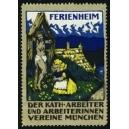 München, Ferienheim der kath. Arbeiter und ... (WK 01)