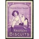 Krietsch's Biscuits (Kind Katze - violett)