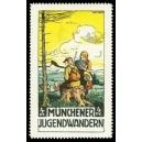 Münchener Jugendwandern 4 Pf. (WK 50)