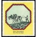 Ohne Bauernstand Kein Brot im Land (gelb)