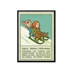 http://www.poster-stamps.de/2051-2295-thickbox/scholz-kunstler-bilderbucher-kinder-auf-schlitten.jpg