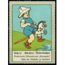 """Scholz' Künstler-Bilderbücher ... """"Eio popeio"""""""