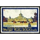Berger Kakao Schokolade Serie Ansichten Schloss Belvedere