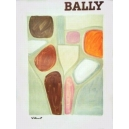 Bally ((Damenschuh, Herrenschuh, grafisches Mosaik)