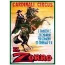 Cardinali Circus ... El Zorro