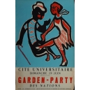 Cité Universitaire ... Garden - Party des Nations ...