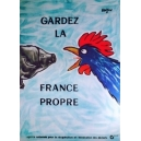 Gardez la France propre ...