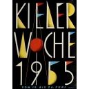 Kieler Woche 1955 (Plakat)