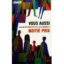 SNCF Vous aussi avec une carte demi-tarif ... Moitié Prix