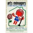 Paris 1970 arts ménagers ...