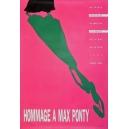 Paris 1991 ... Hommage à Max Ponty (rosa/rose)