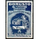 Domusto Steinbaukasten ... (blau)
