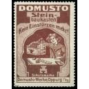Domusto Steinbaukasten ... (braun)