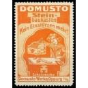 Domusto Steinbaukasten ... (orange)
