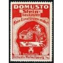 Domusto Steinbaukasten ... (rot)