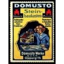 Domusto Steinbaukasten ... (mehrfarbig)