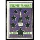 Black Star Eickemeyer Mainz (Flasche, Sterne - violett)