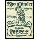 Dallmayr Rheinländer weißer Tischwein (WK 01)