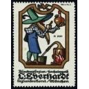 Eberhardt Enzianbrennerei München No 5