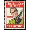 Hertrichs Bitter der Beste ! Aerztlich empfohlen !