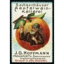 Hoffmann Frankfurt Sachsenhäuser Aepfelwein - Kelterei