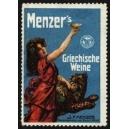 Menzer's Griechische Weine (WK 01)