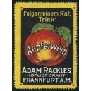 Rackles Aepfelwein ... (WK 01)