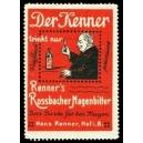 Renner's Rossbacher Magenbitter ... (WK 01)