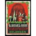 Revel Weingrosshandlung Erlangen (WK 01)