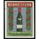 Stern Mainstockheim Likör (WK 01)