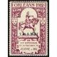 Orleans 1912 500e Anniversaire naissance Jeanne d'Arc (lila)