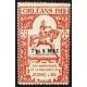 Orleans 1912 500e Anniversaire naissance Jeanne d'Arc (rot)