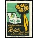 Ri-Jah Poudre-Quaste stets willkommen, Als Geschenk ...